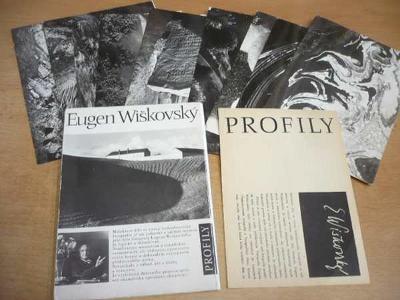 EUGEN WIŠKOVSKÝ (ed. Profily) Orbis 1963