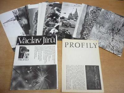 VÁCLAV JÍRŮ (ed. Profily) Orbis 1963
