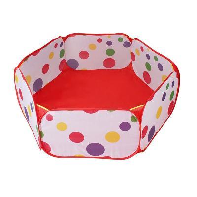 Látkový bazén na míčky dětský suchý bazének 0638