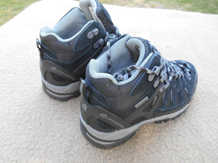 1d85b612a41 Nové kožené outdoorové boty zn.  ALPINE Crimson - vel. 36