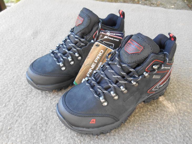 b7e435ea0ed Nové kožené outdoorové boty zn.  ALPINE Windigo 2 - vel. 36 (6941572746)