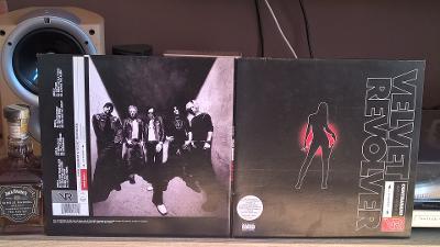 2 LP Velvet Revolver – Contraband