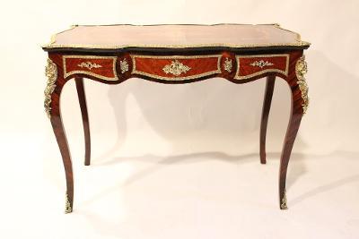 Stůl psací dámský, po kompletní renovaci