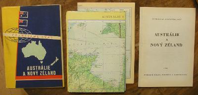 Austrálie a Nový Zéland - (H671)