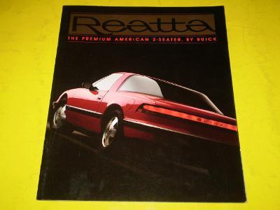 --- Buick Reatta (199?) ------------------------------------------ USA