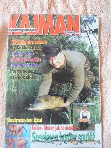 časopis Kajman