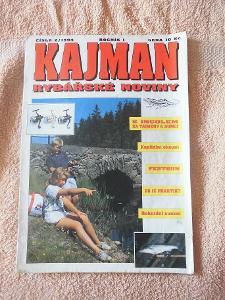 časopis Kajman 1