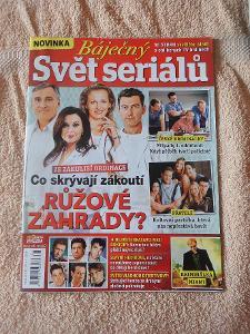 časopis Svět seriálů