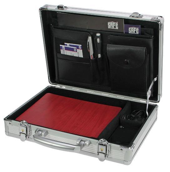 b8232356a76ad Hliníkový kufřík na notebook a příslušenství - 13 palců | Aukro