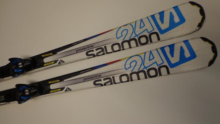 Sportovní lyže SALOMON 24h race | Aukro