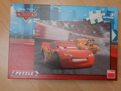 Puzzle Cars 5+