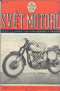 SVĚT MOTORU KOMPLETNÍ ROČNÍK  1953