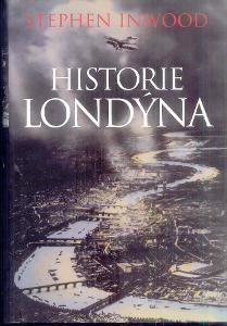 STEPHEN INWOOD - HISTORIE LONDÝNA