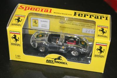 Art Model 1:43 Ferrari 500 TRC 40x Anniversario