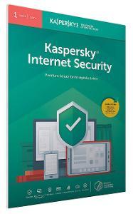 Kaspersky Internet Security 2019 Multi-Device 1 PC 1 ROK