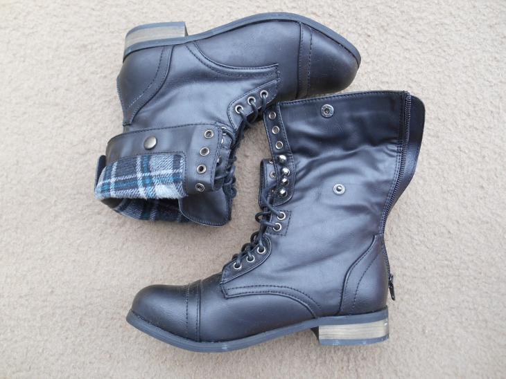 ac287683d6b Nové dívčí boty vel. 35 (6943677461)