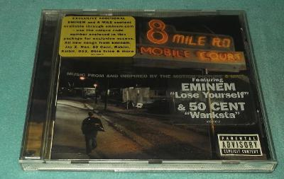 CD Music From And Inspired By The Motion Picture 8 Mile