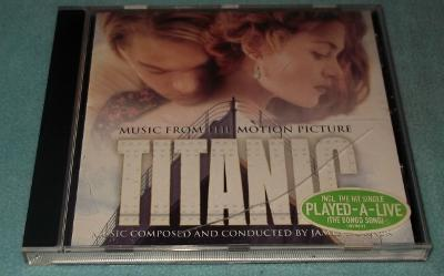 CD James Horner - Titanic (Music From The Motion Picture)