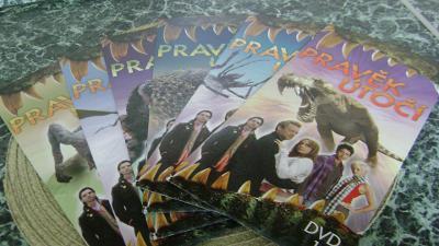 Pravěk útočí - kolekce 6 DVD