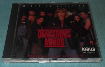 CD Dangerous Minds (Music From The Motion Picture)