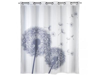 Sprchový závěs  Astera Flexi, textilní, 180x200 cm