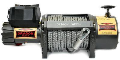 Naviják Dragon Winch Truck DWT 22000 HD, 24V, ocelové lano