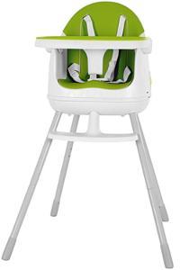 Dětská jídelní židlička 3v1 MULTIDINE KETER barva zelená
