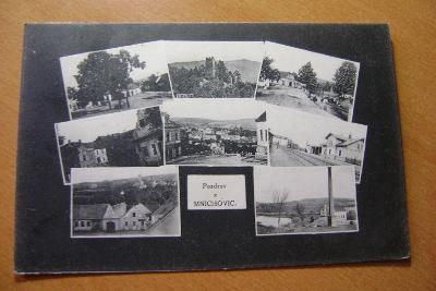 Mnichovice-Říčany?,Benešov?,rok 1912-železniční nádraží-cihelna