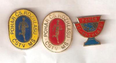 POHÁR ČS.ROZHLASU *s125
