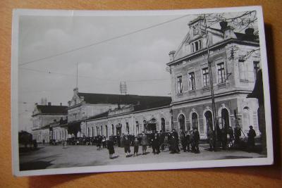 Bohumín-nádraží-Nový Bohumín-1930