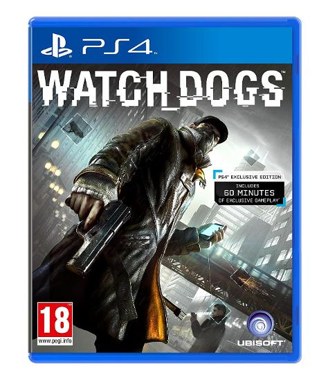 PS4 - Watch Dogs - Hry