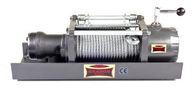 Naviják Dragon Winch Hidra DWHI 12000 HD, ocelové lano