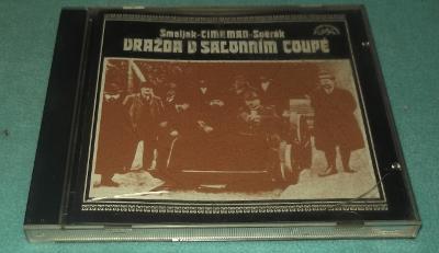 CD Smoljak - Cimrman - Svěrák - Vražda v salonním coupé