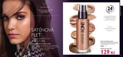 Make-up The ONE EverLasting Natural Beige + ZDARMA houbičky