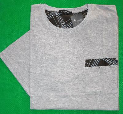 Pánská noční košile kr. rukáv vel. L, XL