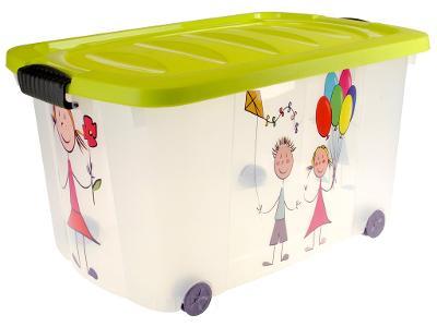Kontejner na hračky KIDS