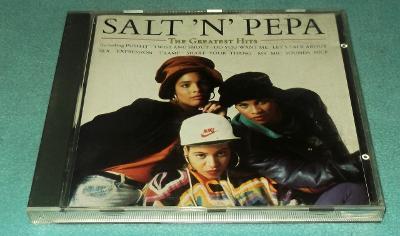 CD Salt 'N' Pepa - The Greatest Hits