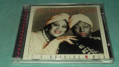 CD The Weather Girls - It's Raining Men