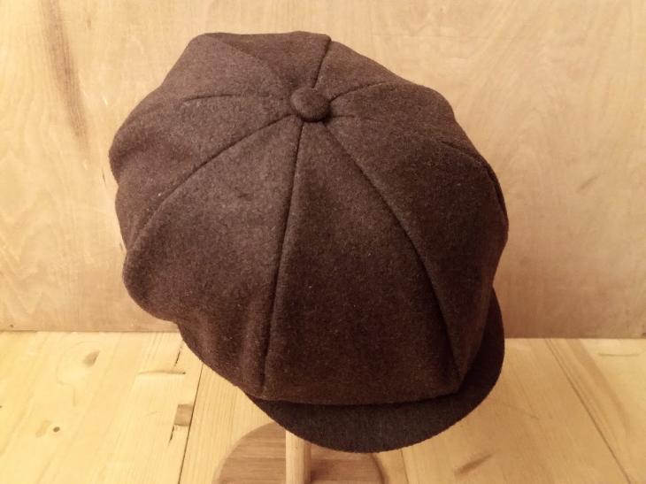 Pánská čepice bekovka kamelot zimní hnědá 60 cm (6934088410) dee30eed82