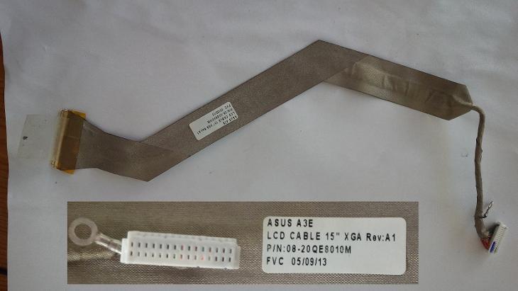 Flex kabel Asus A3E/A3/A3000/A3500/A6000 a další - Notebooky, příslušenství