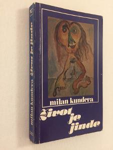 Milan Kundera  Život je jinde EXIL