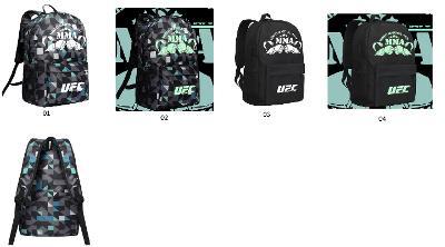 UFC sportovní batoh unisex 4 barvy