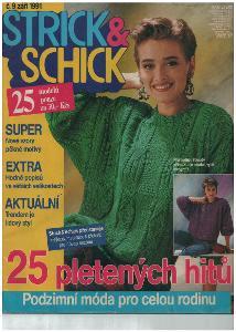 Časopis STRICK & SCHICK - č.9/1991