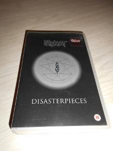 Slipknot- Disasterpieces VHS- rarita