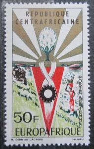 SAR 1965 Spolupráce s Evropou Mi# 94 0587