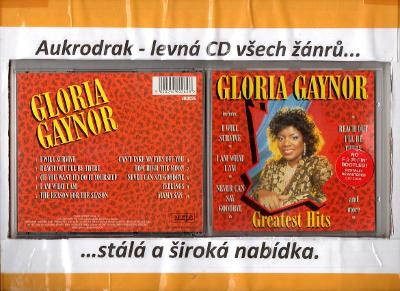 CD/Gloria Gaynor-Greatest hits