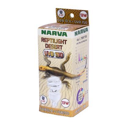 MINITRONIC REPTILIGHT® HIGH OUTPUT 13W/UVB 150 =UVB 10.0 E27