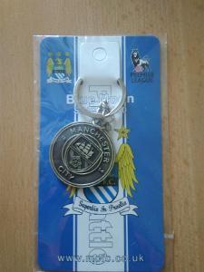 Fc Manchester City - Přívěsek na klíče
