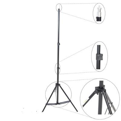Hliníkový stativ pro studiové blesky a světla 75-210 cm