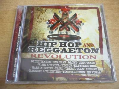 CD HIP HOP and REGGAETON Revolution